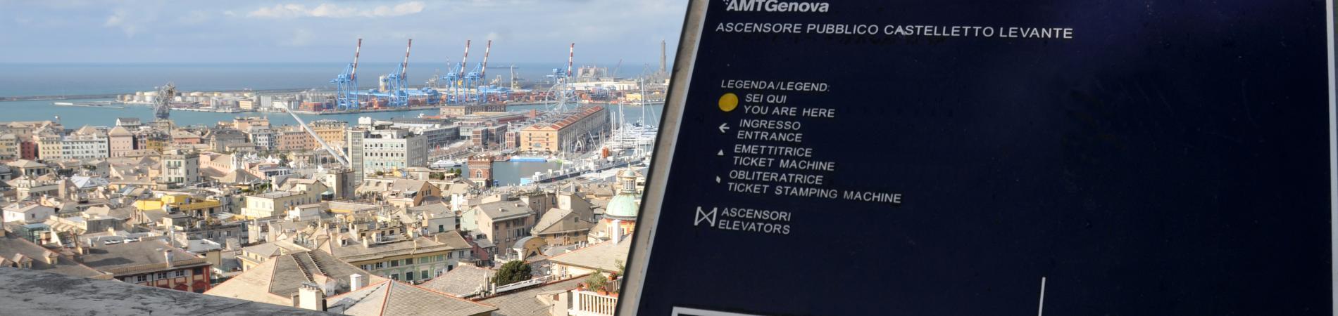 Il PUMS di GenovaMetropoli