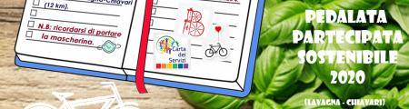 Partecipa alla pedalata sostenibile!